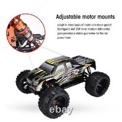 Zd Racing 9116-v3 1/8 100km/h Électrique Monster Truck Car Frame Kit Accessoire